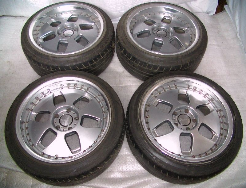 RAYS BRAINER VICTRIX alloy wheels 18 9J 10J JZA80 Supra R33 S14