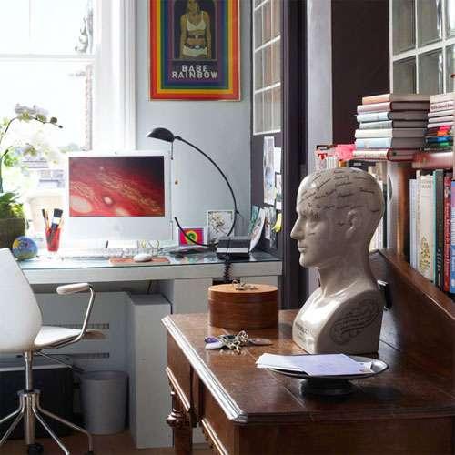 El despacho en casa decofeelings - Despacho en casa ...