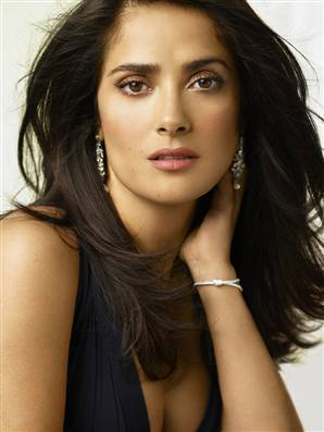Salma Hayek CVS Pharmacy