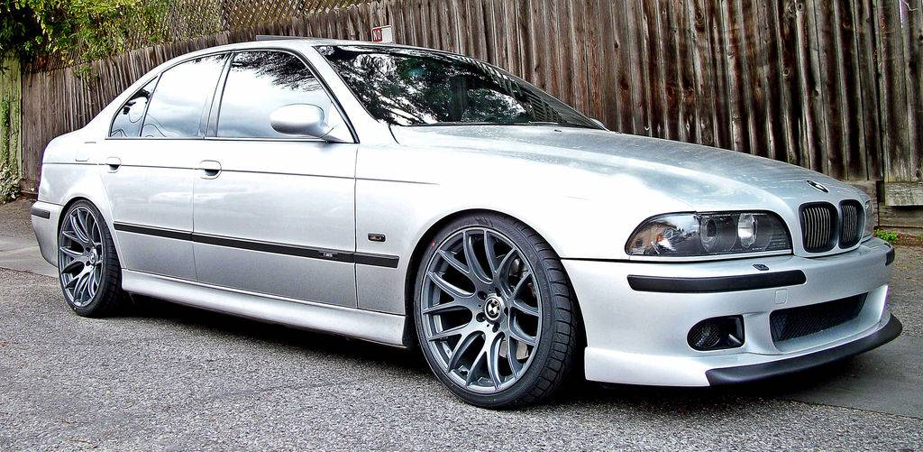 E39 Fs Miro 111 19x9 5 Et20 Square Setup For E39 M5
