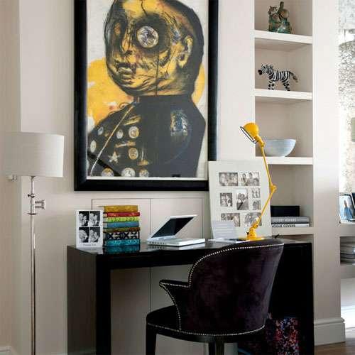 El despacho en casa decofeelings for Ideas despacho en casa