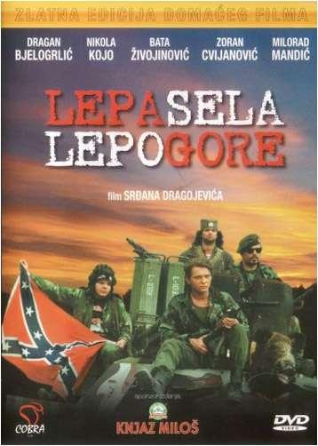 8851x Srdjan Dragojevic   Lepa sela lepo gore AKA Pretty Village, Pretty Flame (1996)