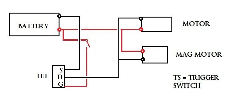 Wiring A Mosfet Electrical Wiring Diagram